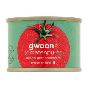 g'woon Tomatenpuree dubbel geconcentreerd product photo