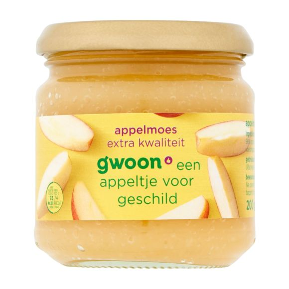g'woon Appelmoes extra kwaliteit product photo