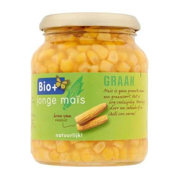 Bio+ Jonge mais product photo