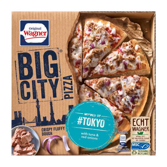 Wagner Big pizza tuna product photo