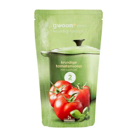 g'woon Italiaanse tomatensoep product photo