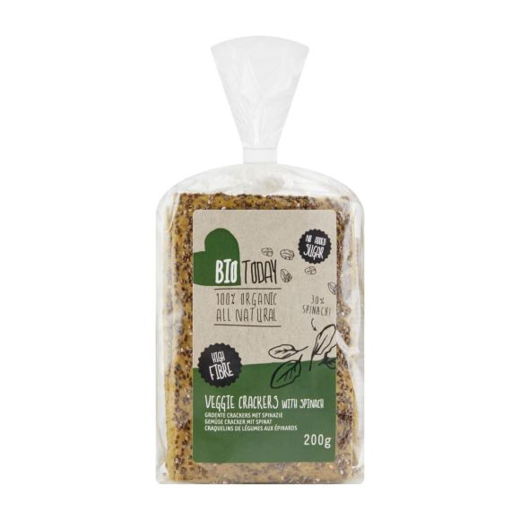 Bio Today Groentecracker spinazie product photo