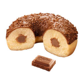 Milka Donut gevuld 2-pack product photo