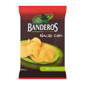 Banderos Nachochips naturel product photo