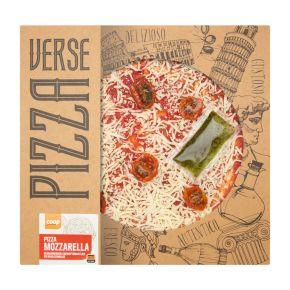 Coop Verse pizza mozzarella product photo