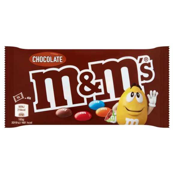 M&M's Choco 24 x 45 gr product photo