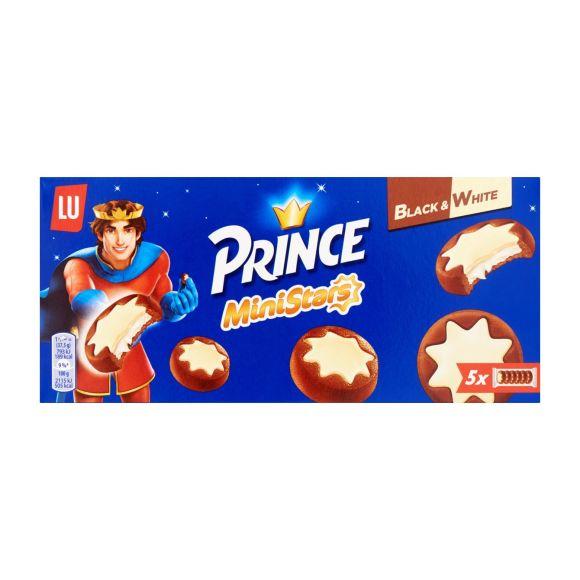 LU Prince ministars black & white product photo