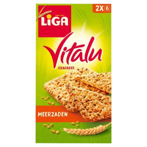 Liga Vitalu crackers meerzaden product photo