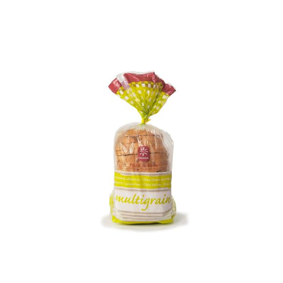 Consenza Meergranenbrood gesneden product photo