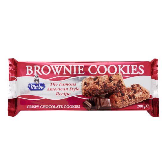 Merba Brownie cookies product photo