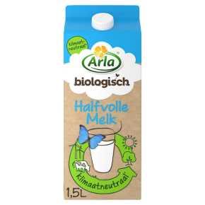 Arla Biologisch halfvolle melk product photo