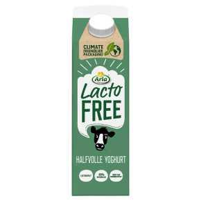 Arla Lactosevrij halfvolle yoghurt product photo