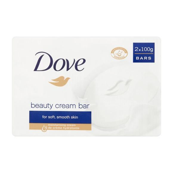 Dove Toiletzeep 2 stuks product photo