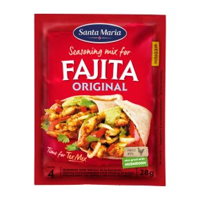 Santa Maria Fajita Seasoning Mix product photo