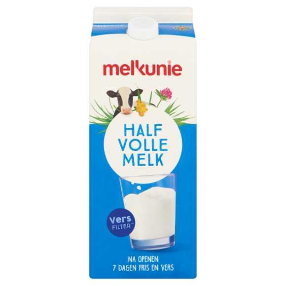 Melkunie Halfvolle melk product photo