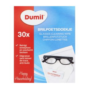 Dumil Brilpoetsdoekjes product photo