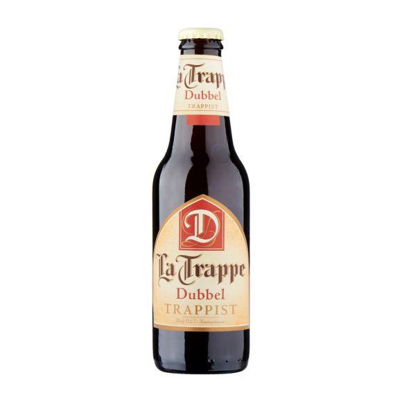 La Trappe Dubbel trappistenbier product photo