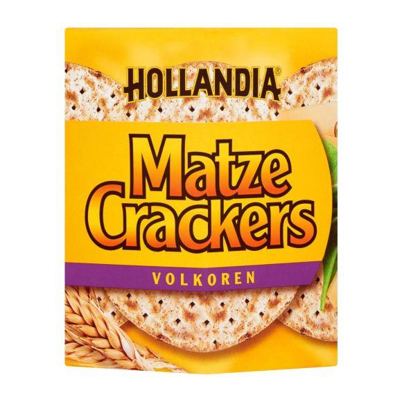 Hollandia Matzecrackers volkoren product photo