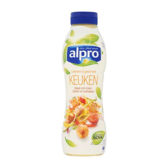 Alpro Lekker en gezonde keuken product photo