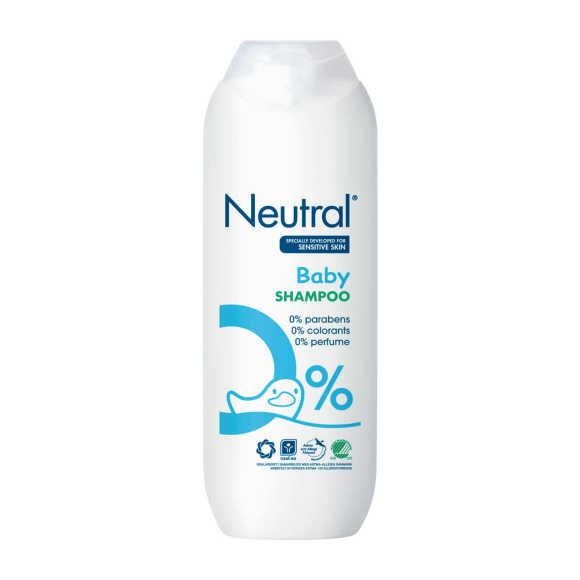Neutral Baby shampoo product photo