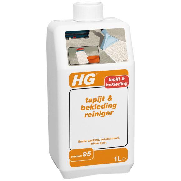 HG Tapijt & bekledingreiniger product photo