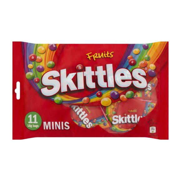 Skittles uitdeelzak mini's product photo