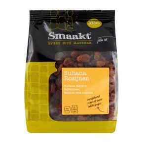 Smaakt Sultanarozijnen bio product photo