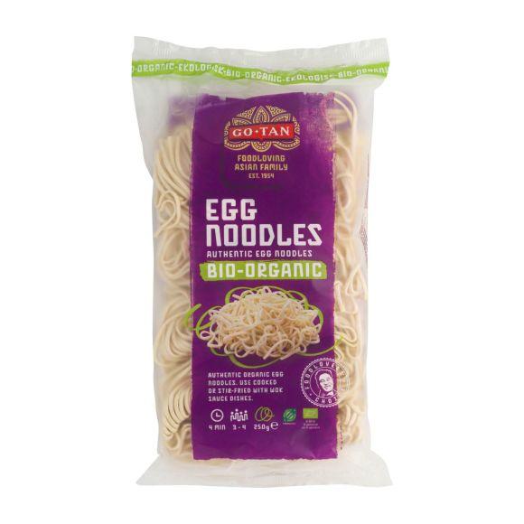 Go-Tan Egg Noodles BIO 250g product photo