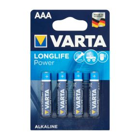 Varta High energy AAA batterij product photo