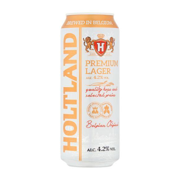 Holtland Bier blik product photo