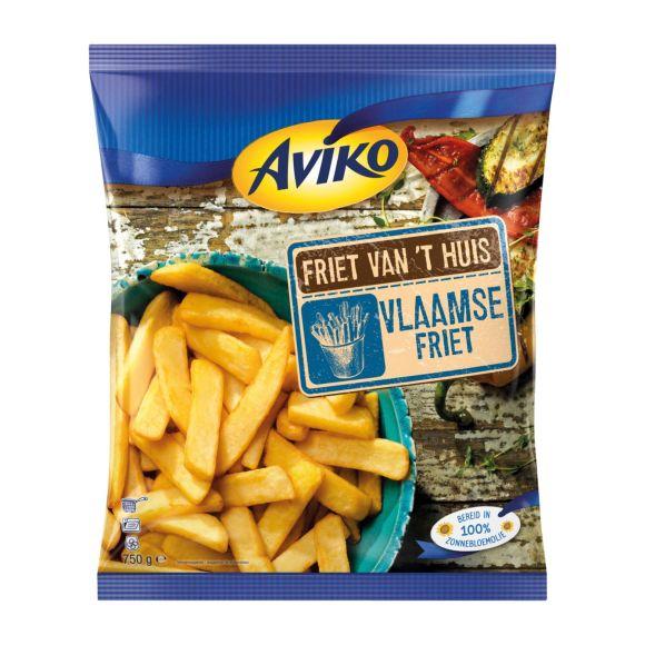 Aviko Friet van 't Huis Vlaamse Friet product photo