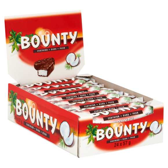 Bounty Puur 24 x 45 gr product photo