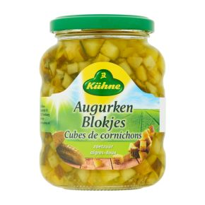 Kühne Augurkenblokjes product photo