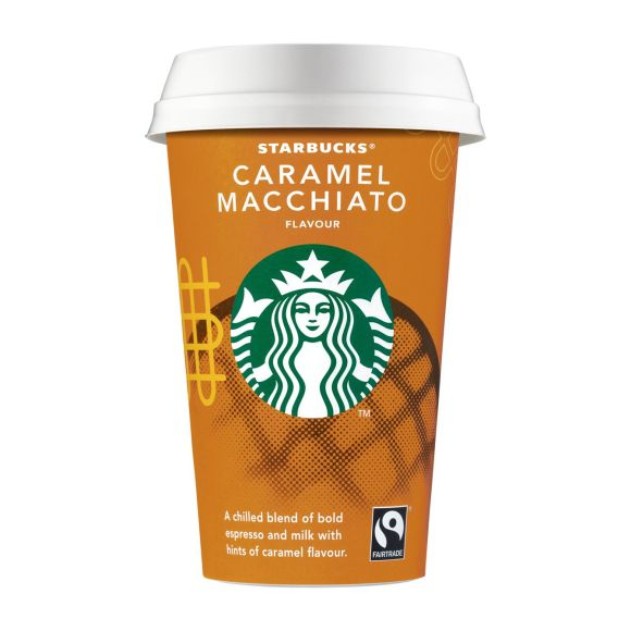 StarbucksCaramel macchiato product photo