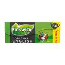 Pickwick English zwarte thee voor pot voordeelpak product photo