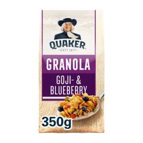 Quaker Granola goji & blauwe bes product photo
