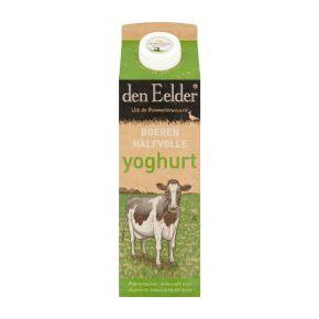 Den Eelder halfvolle boeren yoghurt product photo