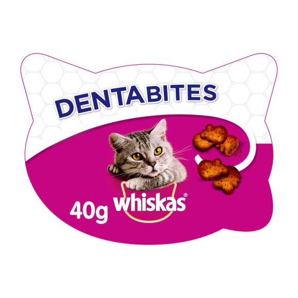 Whiskas kattensnacks dentabites kip product photo