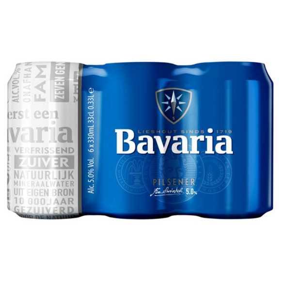 Bavaria Pilsener blik product photo