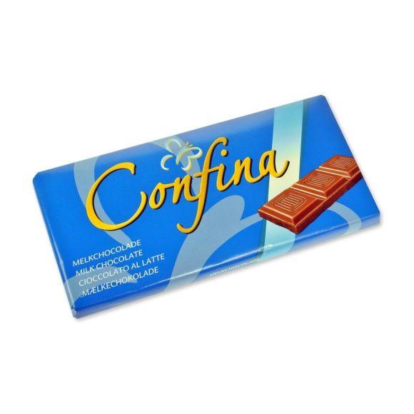 Confina chocoladereep melk UTZ product photo