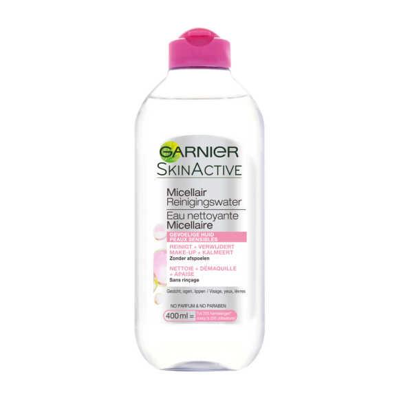 Garnier Micellair water sensitive product photo