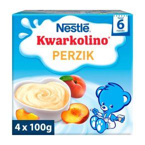 Nestlé Kwarkolino perzik product photo