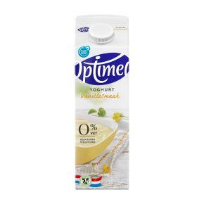 Optimel Yoghurt Vanille 1000 ml Pak met punt product photo