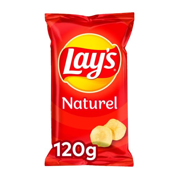 Lay's Naturel chips product photo