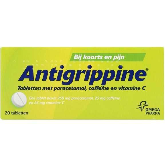 Antigrippine Tabletten product photo