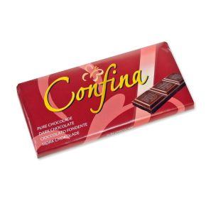 Confina chocoladereep puur UTZ product photo