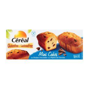 Cereal Cakes mini stukjes choco product photo