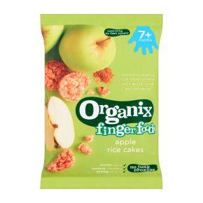 Organix Goodies Appel Rijstwafeltjes 8+ Maanden product photo