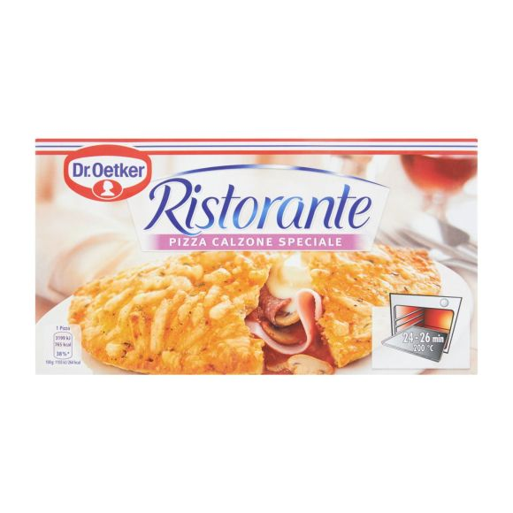 Dr. Oetker Pizza Ristorante Calzone Speciale product photo