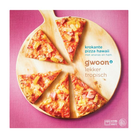 g'woon Pizza hawaii product photo